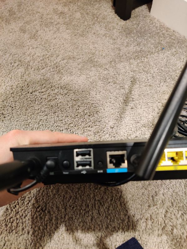 Asus Router Like new