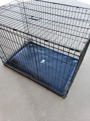LARGE DOG WIRE KENNEL for Sale in Chandler, AZ