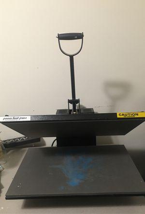 """Heat Press 15.5"""" x 23.5"""" for Sale in Monroe, WA"""