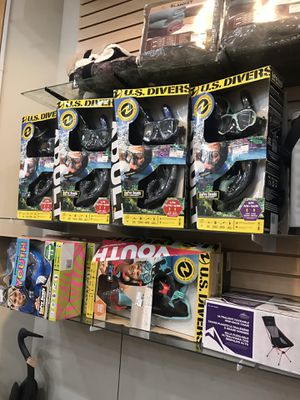 Us divers GoPro ready Only $29.99 instead of $89.99 only at The House Depot for Sale in Pasadena, CA