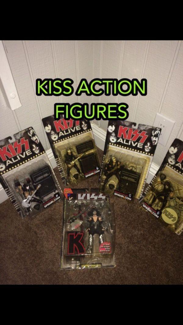 KISS Action Figures