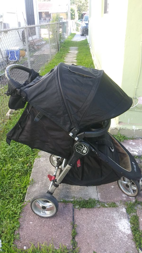 City Mini by Baby Jogger stroller