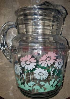 Glass Pitcher for Sale in Westminster, CO