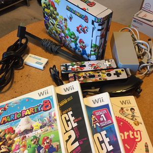 Mario Party 8 Wii With Xtra's for Sale in Chattanooga, TN
