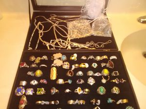 New jewelry rings different prices for Sale in Laurel, DE