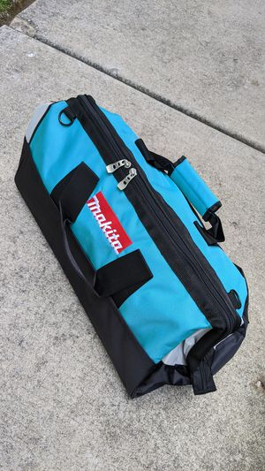 Makita Canvas Tool Bag (Large) for Sale in Waukegan, IL