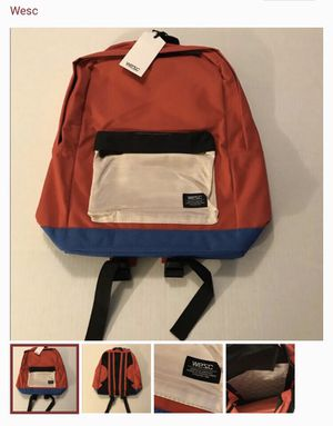 WESC Backpack for Sale in Norwalk, CA