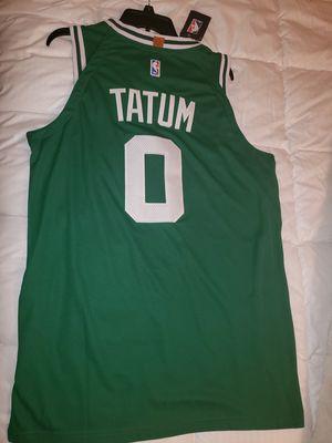 Celtics Tatum Jersey for Sale in Bristol, CT