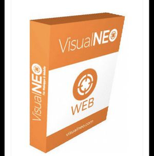 Visual Neo Web for Sale in Beverly Hills, CA