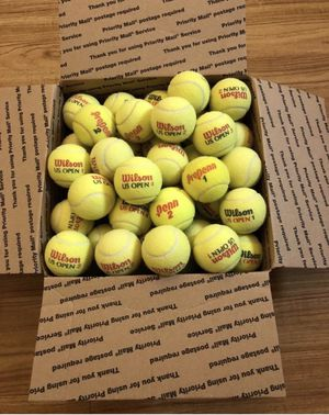 60 Tennis Balls for Sale in Dublin, OH