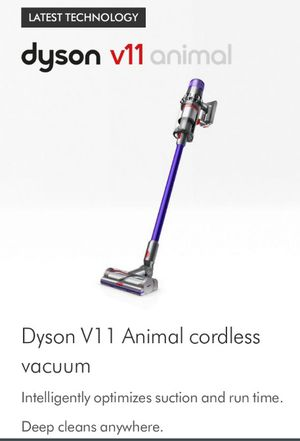 Dyson V11 Animal Cordless Stick Vacuum for Sale in San Pedro, CA