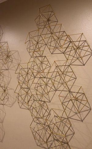 Abstract metal pieces for Sale in Arlington, VA