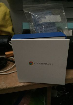 Chromecast box for Sale in Hayward, CA