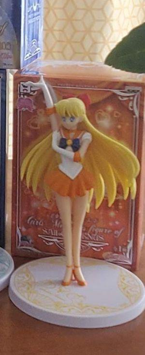 Sailor moon venus Girls Memories Figure for Sale in Los Angeles, CA