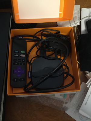 Roku 2 good for Sale in Beverly Hills, CA