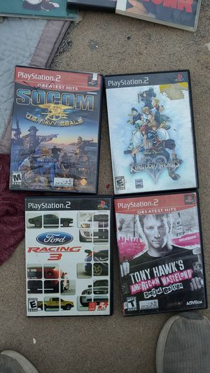 Ps2 games for Sale in Chandler, AZ