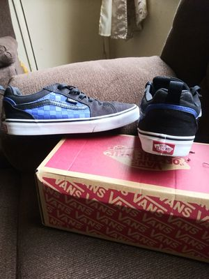 Tennis vans size 6 for Sale in El Centro, CA