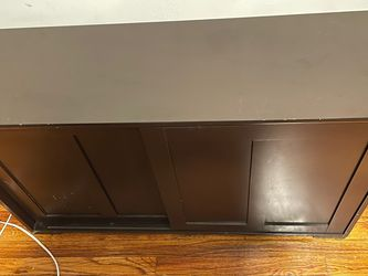 Sideboard Cabinet/Buffet Table w Sliding Doors for Sale in Brooklyn,  NY