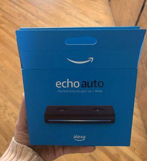 Brand new amazon auto echo for Sale in Riverside, CA