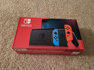 Nintendo Switch Brand New for Sale in Riverside, CA