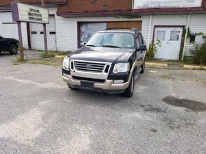 08 Ford Explorer (Eddie Bauer) 4x4 for Sale in Chesapeake, VA