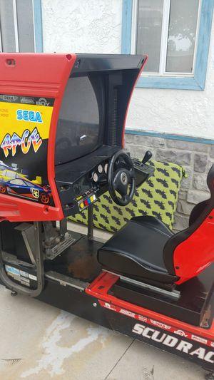 arcade game scud racing for Sale in Santa Ana, CA