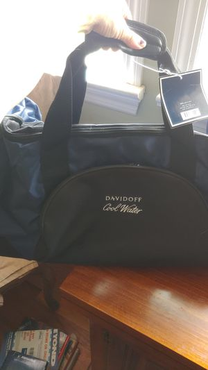 Davidoff Cool Water rolling overnight bag for Sale in Parlin, NJ