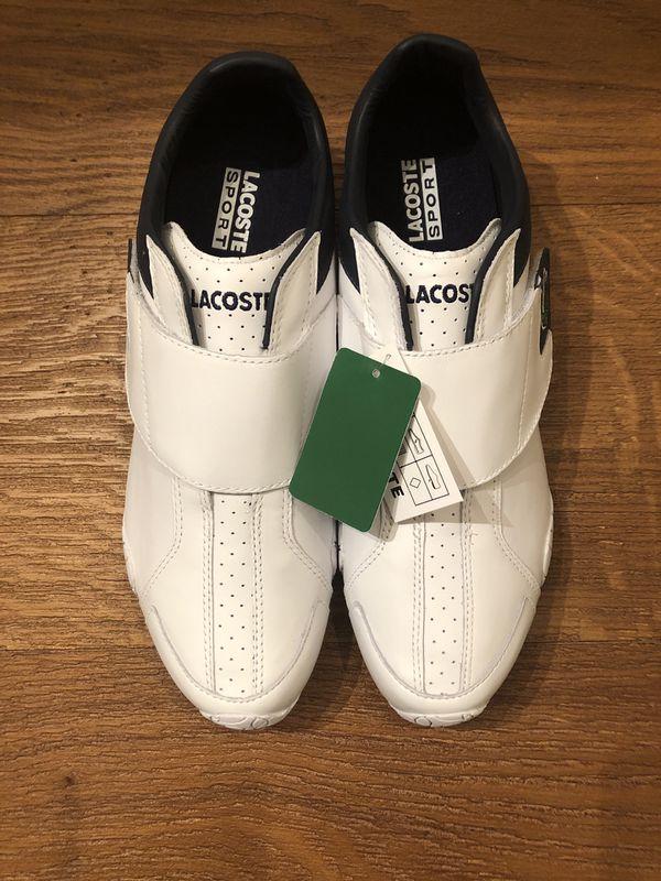 Lacoste Radius 2 Tone Tennis Shoe (Men's 10)