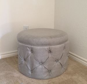 Storage ottoman for Sale in Milpitas, CA
