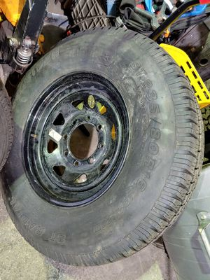 Trailer wheels tires for Sale in Cohasset, CA