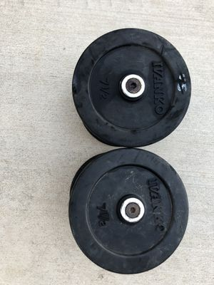 IVANKO DUMBBELLS. 30 pounds... 2 x 15 for Sale in Heath, TX
