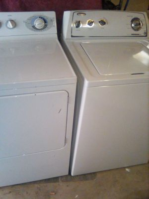 Washer and electric dryer for Sale in Fresno, CA