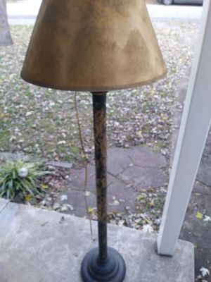Lamp and stool for Sale in Rolla, MO