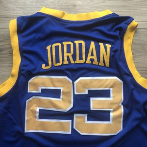 BRAND NEW! 🔥 Michael Jordan #23 Laney High School Nike Jersey + Size Large + SHIPS OUT TODAY! 📦💨 for Sale in Chicago, IL