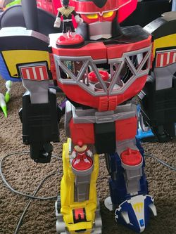 Large Power Ranger for Sale in Bloomington,  IL