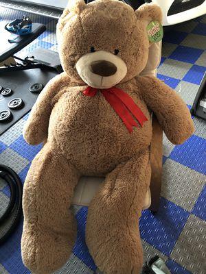 New with tag! Costco Jumbo plush teddy bear for Sale in Sammamish, WA