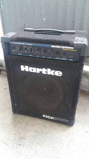 GUITAR COMBO AMP 120W (HARTKE) for Sale in Silver Spring, MD