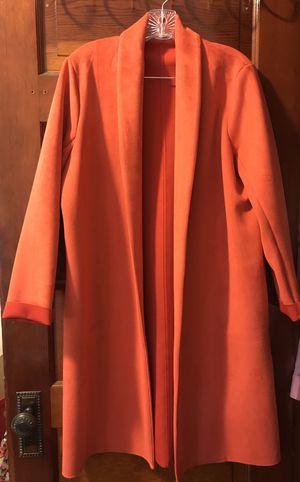 ZARA Orange jacket for Sale in Medford, MA