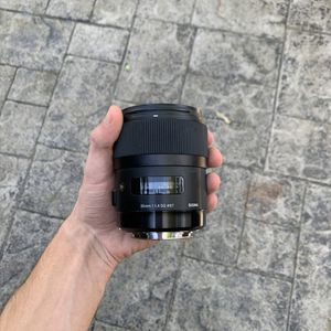 Sigma Art 35mm for Sale in Vancouver, WA