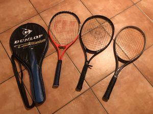 Tennis racket for Sale in Madera, CA