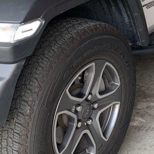 2018 Jeep Wrangler Tires & Wheels for Sale in Vallejo, CA
