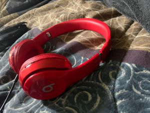 Beats solo with cord for Sale in Aurora, CO