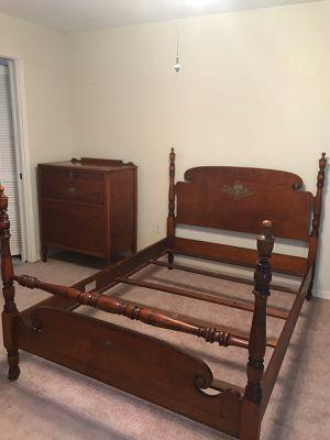 Antique bedroom set for Sale in Land O Lakes, FL