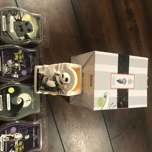 Nightmare before Christmas warmer for Sale in San Jacinto, CA