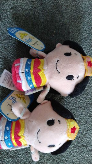 Wonder woman itty bittys for Sale in Aston, PA
