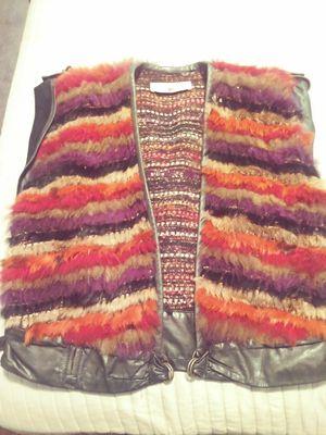 Vintage fur vest for Sale in Hayward, CA