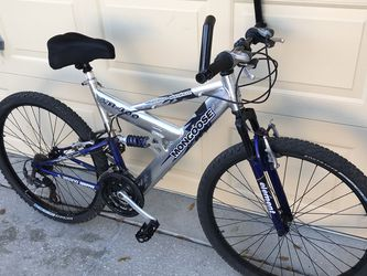 """26"""" Mongoose XR-100 Duel Suspension 21-Speed for Sale in Kissimmee,  FL"""