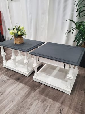 SOLID WOOD SIDE TABLES/ END TABLES for Sale in Irvine, CA