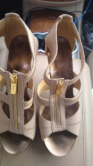 Michael Kors Women Heels SZ 8 (NEW) for Sale in Woodbridge, VA