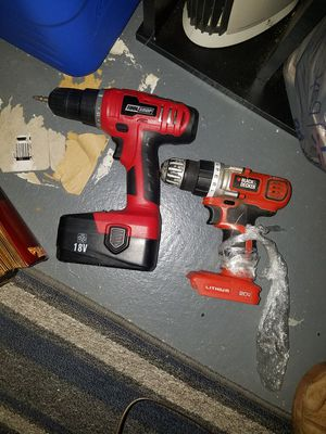 Tool shop power drill for Sale in Indianapolis, IN